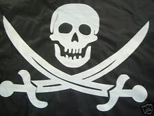 New SPARE TIRE COVER 235/75R16 imaged w/ Pirate Skull DS1797G1