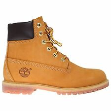 Timberland Icon 6in Premium Waterproof Womens BOOTS - Wheat Nubuck All Sizes UK 8