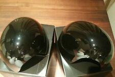 ASTRO BLACK BMW MINI COOPER R56 R57 R58 R59 R60 R61 GENUINE MIRROR COVERS CAPS