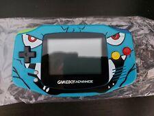 Nintendo Game Boy Advance, Bulbasaur Shell.