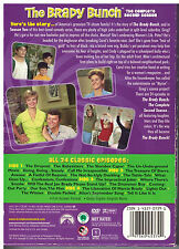 The Brady Bunch - The Complete Second Season DVD set