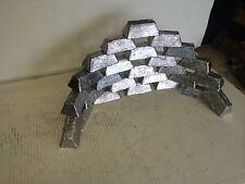 18.5 Lbs Soft Lead Ingots 99% Pure Lead Muzzleloader Ammo Jigs Sinkers #1 Seller