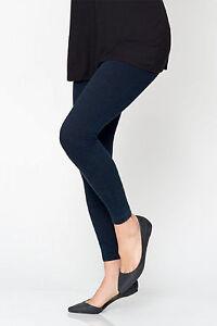 Lysse Womens Classics Denim Tight Ankle Leggings Style 6175L