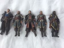 """Lord Of The Rings Lot of 5 Hobbit Action Figures. 6"""""""