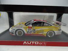 1:18 AUTOart #80582 Porsche 911 (996) GT3 RSR FIA GT #68 - RARE §