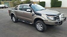2014 Ford Ranger PX XLT 3.2L turbo diesel 4x4 AUTO hail damage ideal export