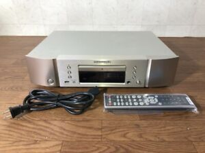 Marantz CD6006 CD Player Full discrete output circuit with HDAM Silver Gold 100V