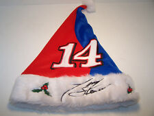 TONY STEWART SANTA HAT #14 NASCAR Mistletoe Christmas Party Collectible  NEW