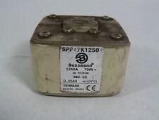 Bussmann SPP-7K1250 Semi-Conductor Square Body Fuse 700V 1250A 3GU/50 AR  USED