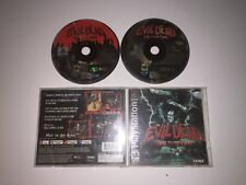 Evil Dead Hail to the King PlayStation 1 PS1 2 PS2 3 PS3 TESTED COMPLETE (READ)