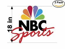 Nbc Sports 2 Stickers 18 inches Sticker Decal