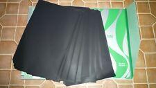 10 feuilles Papier carbone main noir GEHA filmplex A4 carbon transfert paper