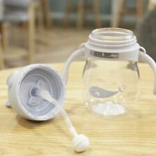 Anti Colic Air Vent Wide Neck Natural Feeding Bottle For Infant BPA Free 320ml