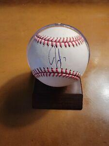 Jeff Francoeur Atlanta Braves Autographed Baseball- Steiner Cert