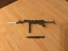 Dragon 1st Anniversary Hans WWII Moscow - MP40 Machine Gun & Bayonet - 1/6 Scale