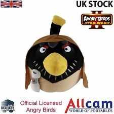 "Angry Birds Star Wars II Large 8"" Cuddly Toy / Soft Plush Toy - Obi-Wan"