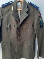 Tenue Militaire Vareuse Et Pantalon 1970