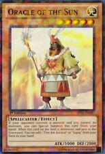 x3 Oracle of the Sun - BP02-EN087 - Mosaic Rare - 1st Yu-Gi-Oh! M/NM
