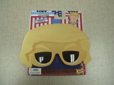 It's Gonna Be Huuuge Shades Costume Sunglasses by Sunstaches, Sunglasses, Trump