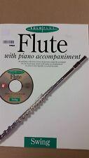 flute SOLO PLUS Swing, Flute with piano accompaniment + CD
