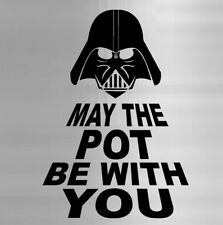 Darth Vader Instant Pot May the Decal Sticker crock pot pressure cooker design