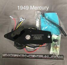 1949 49 Mercury 12V Electric Windshield Wiper Motor w/ Shaft Extension