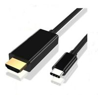 3M USB 3.1 Type C USB-C to 4K HDMI HDTV Cable For Samsung Galaxy S8 Macbook