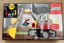 Lego; Vintage Technic Lego Set 8851 Pneumatic Excavator