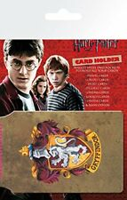 Harry Potter Gryffindor Wizarding World Card Holder Travel Pass Oyster Wallet