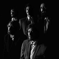 WHITE LIKE FIRE Wait the Night Out 2014 PROMO CD Alabama Shakes / Arctic Monkeys