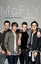 McFly - Unsaid Things...Our Story, Fletcher, Tom & Jones, Danny & Judd, Harry &