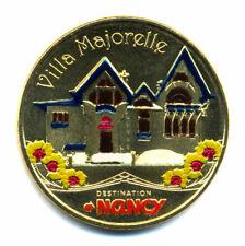 54 NANCY Villa Majorelle, émaillée à la main, 2021, Monnaie de Paris
