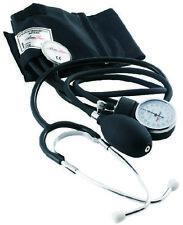 Armoline Esfigmomanómetro Aneroide para Adultos de presión arterial CUFF Estetoscopio