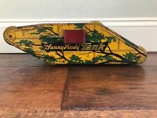 sunny andy wolverine supply Pittsburg Pa wind-up tin tank