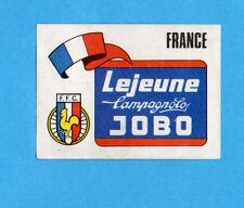 SPRINT '74-PANINI-Figurina n.71- LEJEUNE FRANCIA - STEMMA/BADGE -Recuperata