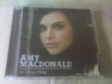 AMY MACDONALD - A CURIOUS THING - 2010 CD ALBUM