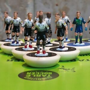 Coventry City 3rd Kit Ska 2019/20 Subbuteo team Handpainted And Decals