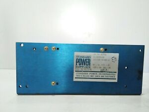 STANDARD POWER SUPPLIES SPS 70 T M2970B 01-301526-00 115/230V