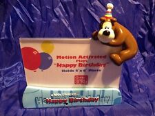 Goober Motion Activated Musical Birthday Frame