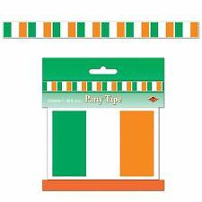 Irish Flag Party Tape Banner