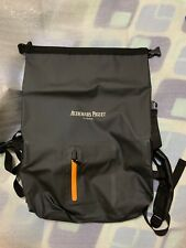 Brand New 100% Authentic Audemars Piguet black travel backpack pack
