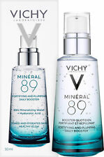 Vichy Minéral 89 Hyaluronic Acid Serum Moisturizer Skin Booster 50ml 1.69 Fl