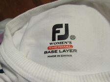 New! Footjoy Women's Thermal Base Layer Size XS