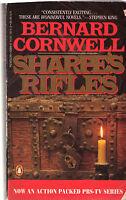 Complete Set Series - Lot of 21 Sharpe books by Bernard Cornwell Prey Gold Fury