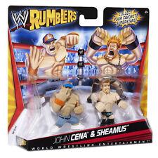 WWE RUMBLERS JOHN CENA & SHEAMUS FIGURES *NEW*