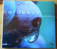 Bordeaux Lounge CD Rotwein Weinwelt niveauvoll Dinner Restaurant Beschallung