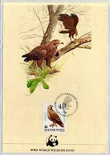 Hungria Fauna Aves Rapaces año 1983 (BI-604)
