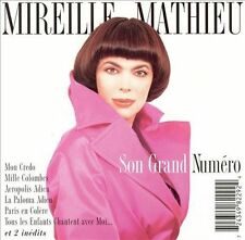 Audio CD Son Grand Numro - Mathieu, Mireille - Free Shipping