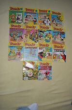 Dandy Comics  x 14