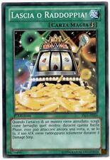 Lascia o Raddoppia! - Double or Nothing YU-GI-OH! YS13-IT024 Ita COMMON 1 Ed.